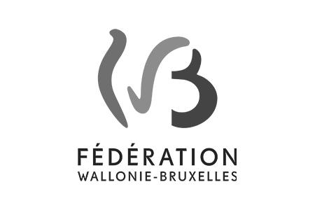 Federation Wallonie Bruxelles logo couleur